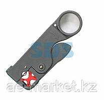 Инструмент для зачистки коаксиального кабеля REXANT HT-332 RG-58, RG-59, RG-6