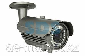 Цилиндрическая уличная камера AHD 2.0Мп (1080P),  объектив 2.8-12 мм. ,  ИК до 40 м.