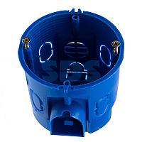 Коробка установочная,  бетон/кирпич,  глубокая,  блочная 68х60 мм С3М4 REXANT