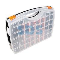 Ящик пластиковый универсальный (двойной) PROconnect,  425х330х85 мм