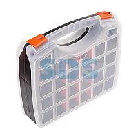 Ящик пластиковый универсальный (двойной) PROconnect,  325х280х85 мм