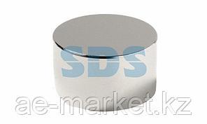 Неодимовый магнит диск 50х20мм сцепление 89 Кг Rexant