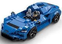 Lego 76902 Speed Champions McLaren Elva