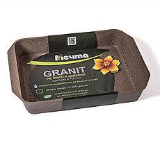 Противень Мечта Granit Brown 19х27 см.