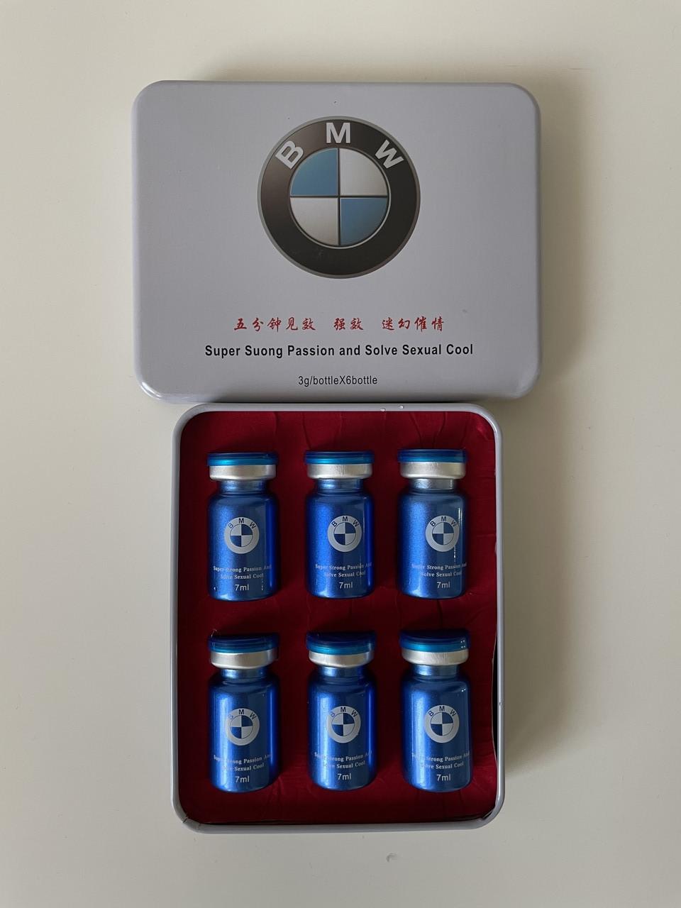 Возбуждающие женские капли BMW, 7 мл