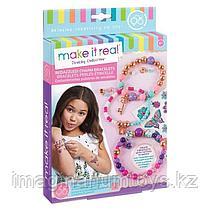 Набор для создания браслетов для девочек MAKE IT REAL Bedazzled Charm Bracelets