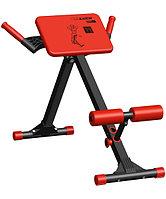 Скамья для пресса и спины гиперэкстензия до 120 кг Леко