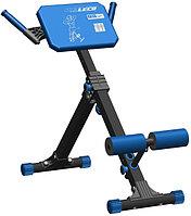 Скамья для пресса и спины гиперэкстензия до 140 кг Леко Pro