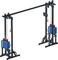 Блоковый тренажер реабилитационный двусторонний Leco-IT Pro