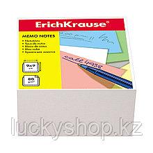 Бумага настольная ErichKrause®, 90x90x50 мм, белый