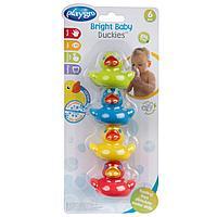 """Playgro: Игрушки для ванны """"Утки"""""""