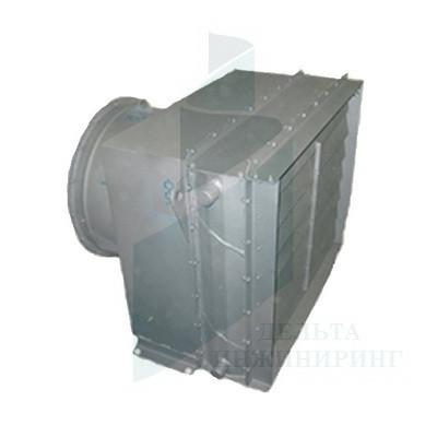 Воздушно-отопительный агрегат АОД 2-10