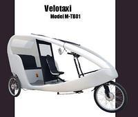 Велотакси M-TB01