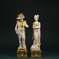 Наполеон и Жозефина. Автор Bruno Merli Фарфоровая мануфактура King s Porcelain / Capodimonte
