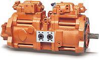 Экскаватор Hyundai R305LC-7 насос гидравлический Cummins.