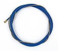 Направляющий канал изолированный голубой, 3.4 м, проволока 0.8-1.0 мм