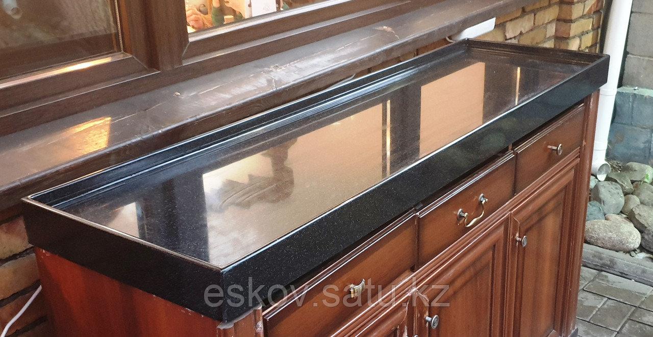 Столешницы на кухню и ванную