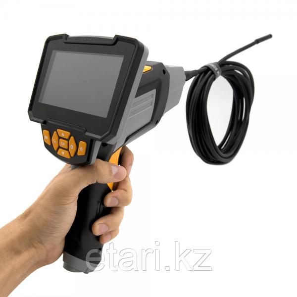 Ручной эндоскоп Inskam 112 с LCD экраном 4.3 дюйма 1080P