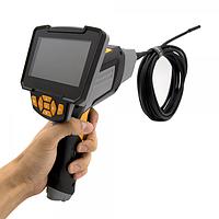 Ручной эндоскоп Inskam 112 с LCD экраном 4.3 дюйма 1080P, фото 1