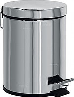Ведро для мусора CEZARES OLIMP-BSC3-01, 3 л, хром