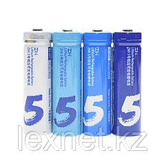 Аккумуляторные батарейки Xiaomi ZMI LDC01 AA (4 шт в упак)