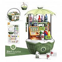 """Игровой набор """"Супермаркет в корзине"""" (Pituso, Испания)"""