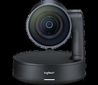 Веб-камера для видеоконференций Logitech Rally (Ultra HD, пульт ДУ, USB 3.0, (4К, 90°, 15x, USB3.0)