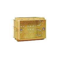 Коробка для внутреннего монтажа Apart BBI1 на 3 модуля