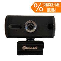 Камера фиксированная, с микрофоном, DIGICAM WEB USB2.0, 1080p30