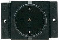 Одинарная сетевая розетка Kramer TS-1DE
