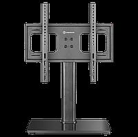 "ONKRON подставка для телевизора 26""-55"" настольная, чёрная PT1"