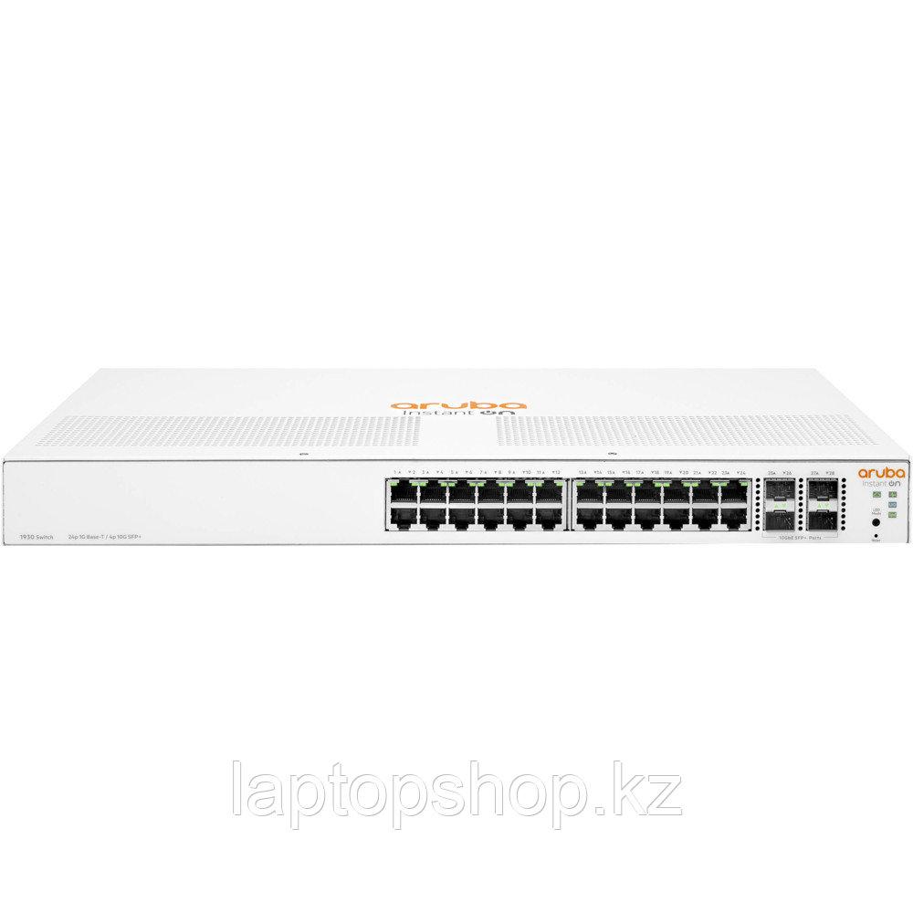 Коммутатор JL682A Aruba Instant On 1930 24G 4SFP/SFP+ Layer 2+ Switch
