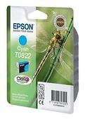 Картридж EPSON C13T11224A10 (0822) R270/290/RX590 голубой | [оригинал]