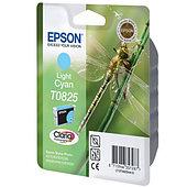 Картридж EPSON C13T11254A10 (0825) R270/290/RX590 светло-голубой | [оригинал]