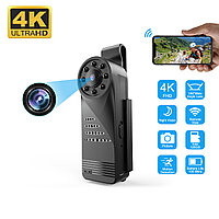 Мини видеокамера формата 4К с WiFi