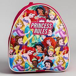 Рюкзак детский «Princess rules» Принцессы