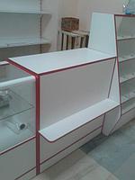 Кассовый стол продавца в Астане