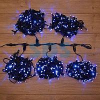 "Гирлянда ""LED ClipLight"" 24V,  5 нитей по 20 метров,  цвет диодов Синий"