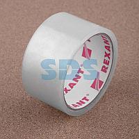 Скотч упаковочный REXANT 48 мм х 50 мкм,  прозрачный,  рулон 36 м