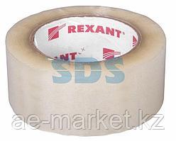 Скотч упаковочный REXANT 48 мм х 50 мкм,  прозрачный,  рулон 150 м