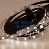 LED лента открытая,  8 мм,  IP23, SMD 2835, 60 LED/m,  12 V,  цвет свечения белый