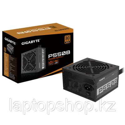 Блок питания GIGABYTE GP-P550B 550W, 80+ BRONZE