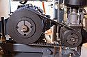 Винтовой компрессор Crossair CA 5.5-10 RA (0,6 м3/мин, 5,5 кВт), фото 5