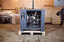 Винтовой компрессор Crossair CA 5.5-10 RA (0,6 м3/мин, 5,5 кВт), фото 3