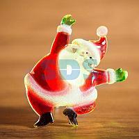 """""""Санта Клаус"""" RGB на присоске"""