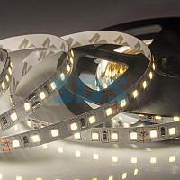 LED лента 24 В,  8 мм,  IP23, SMD 2835, 120 LED/m,  цвет свечения теплый белый (3000 К)