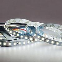 LED лента 24 В,  10 мм,  IP23, SMD 5050, 60 LED/m,  цвет свечения белый (6000 К)