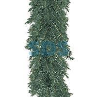 Гирлянда «Еловый шлейф»,  2,7 м,  диаметр 30 см Ветки Литые + ПВХ