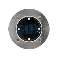 Светильник светодиодный Lamper Взлетные Огни LED 10 м с аккумулятором и встроенной солнечной панелью,  IP65,