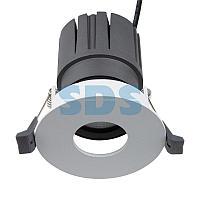 Светильник встраиваемый поворотный REXANT Horeca Dark Light с антиослепляющим эффектом 12 Вт 4000 К Ring LED